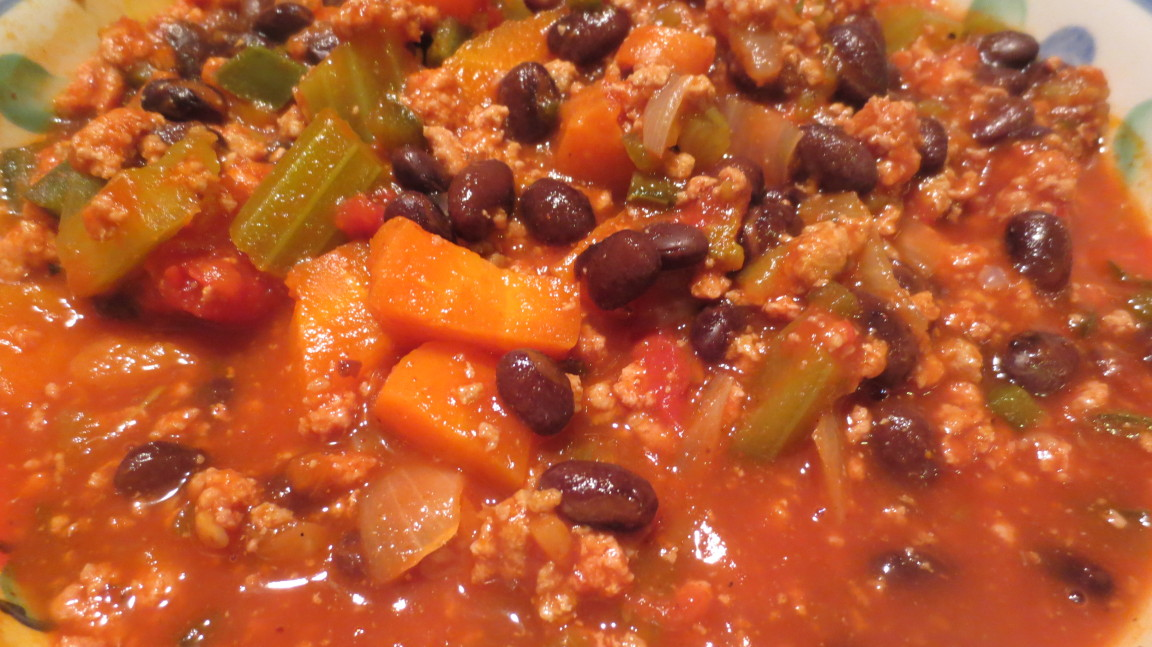 Theeee Greatest Turkey Chili Recipe EVER!!