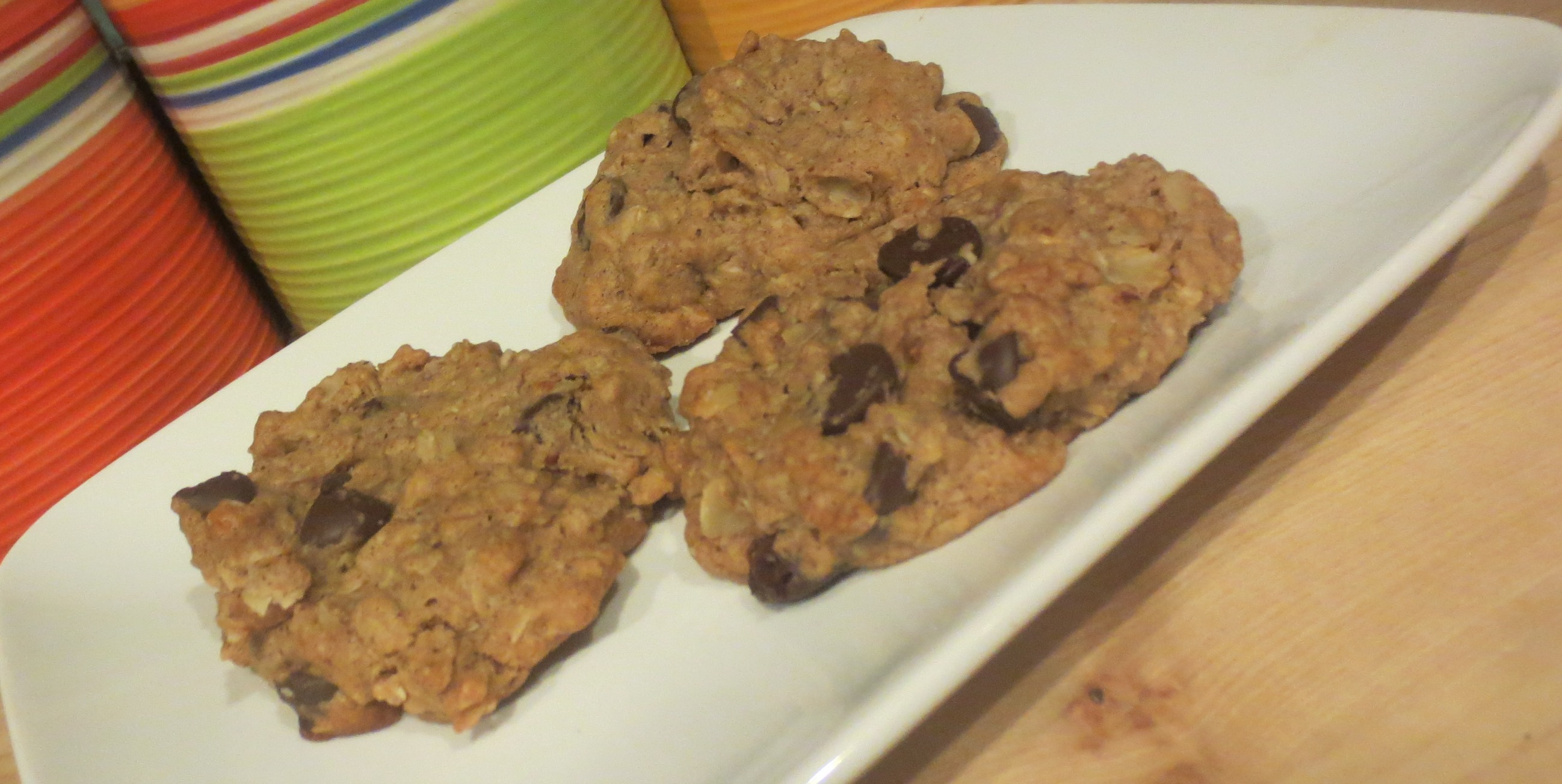 Fast, Easy & Delicious; Gluten-Free Breakfast Cookies