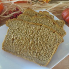 Gluten-Free Pumpkin Bread-Too Good to be Gluten-Free!