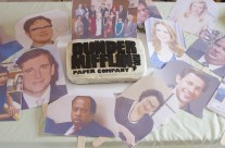 Dunder Mifflin; The Office Theme Party