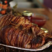 Bacon-Wrapped Deliciousness!!