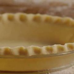 Buttery Delicious Pie Crust!