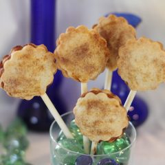 Pie Pops; Happy Pi Day!