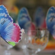 Butterfly Name Cards